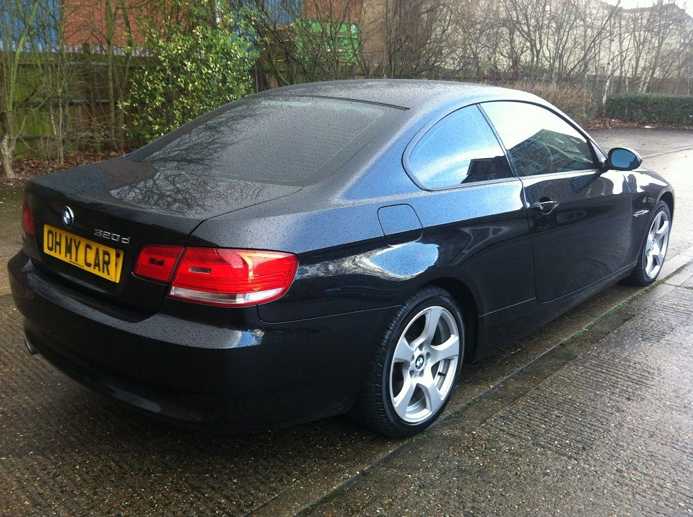 BMW 3 series 320d 2007 photo - 5