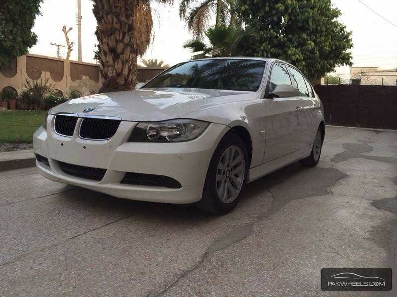 BMW 3 series 320d 2007 photo - 6