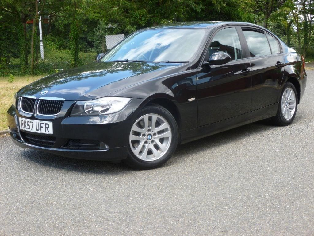 BMW 3 series 320d 2007 photo - 7