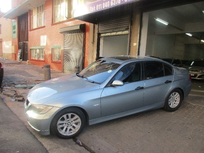 BMW 3 series 320d 2007 photo - 8