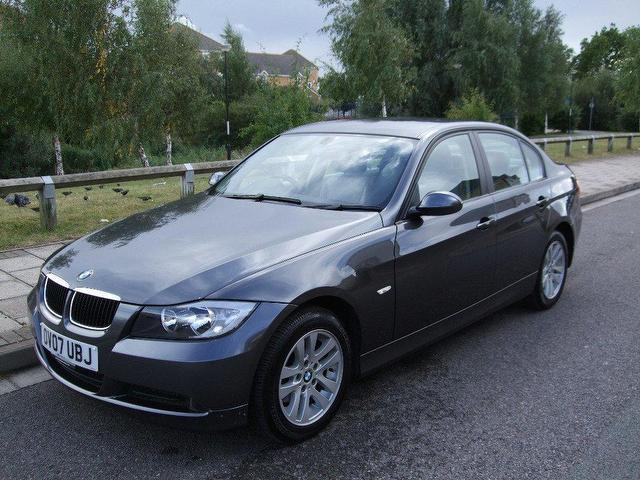 BMW 3 series 320d 2007 photo - 9