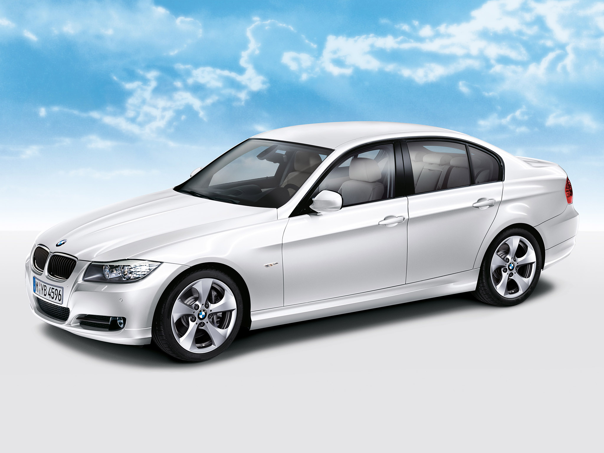 BMW 3 series 320d 2009 photo - 1