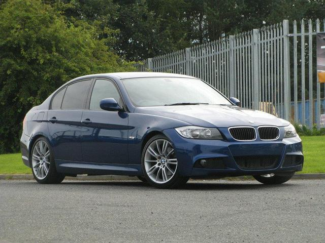 BMW 3 series 320d 2009 photo - 10