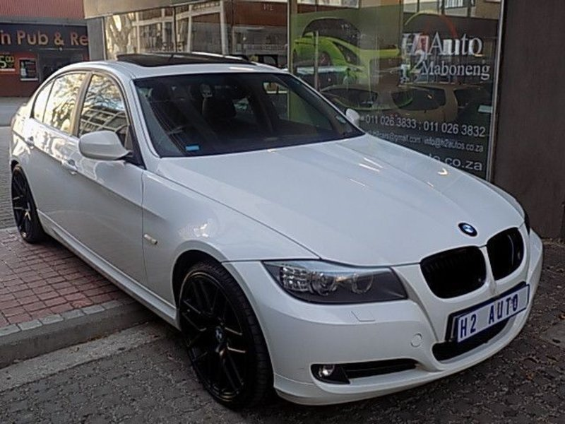BMW 3 series 320d 2009 photo - 12