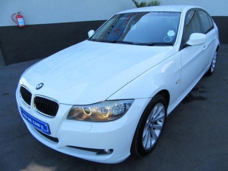 BMW 3 series 320d 2009 photo - 3