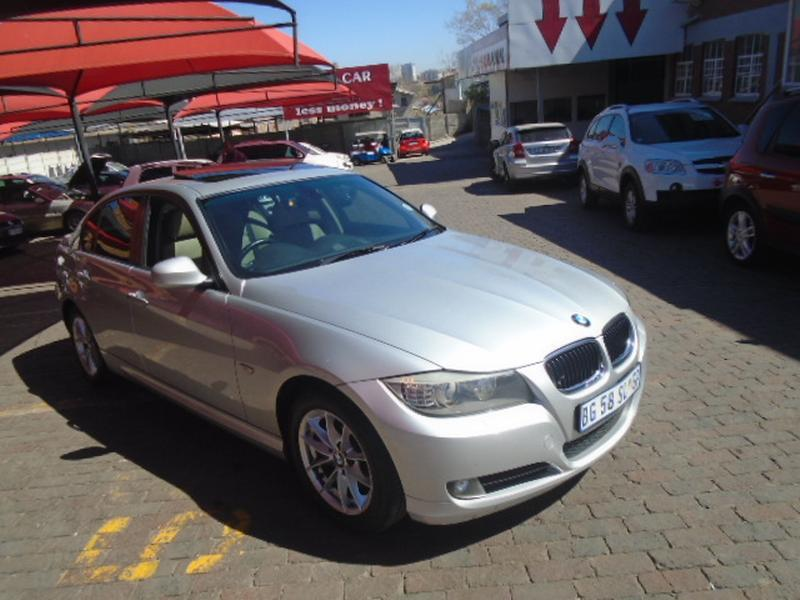 BMW 3 series 320d 2011 photo - 7