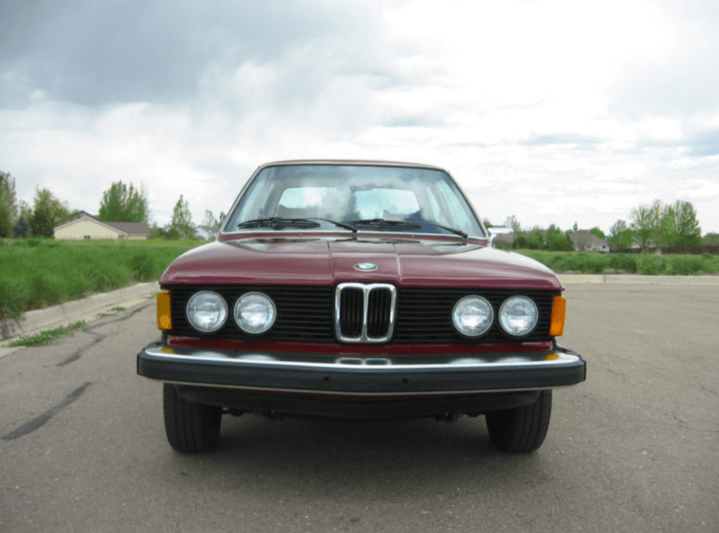 BMW 3 series 320i 1977 photo - 10