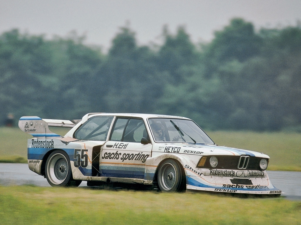 BMW 3 series 320i 1977 photo - 11