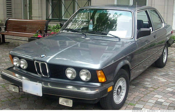 BMW 3 series 320i 1977 photo - 12