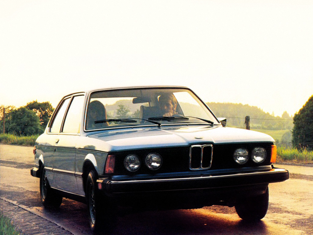 BMW 3 series 320i 1977 photo - 4