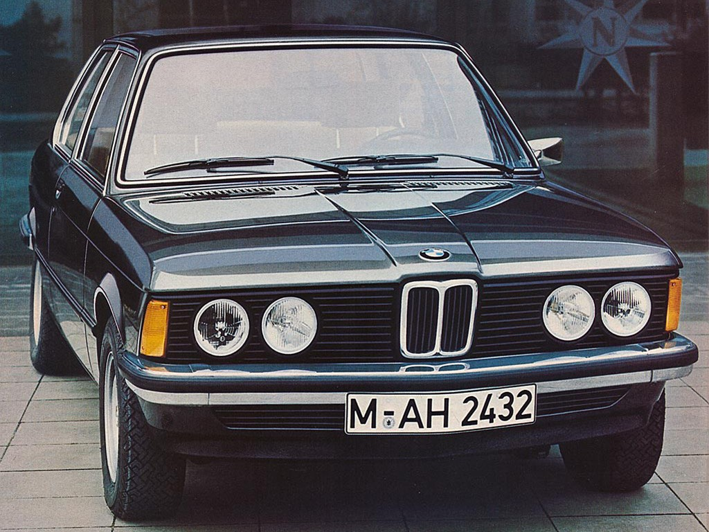 BMW 3 series 320i 1977 photo - 8