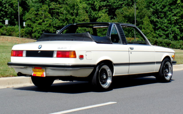 BMW 3 series 320i 1979 photo - 10