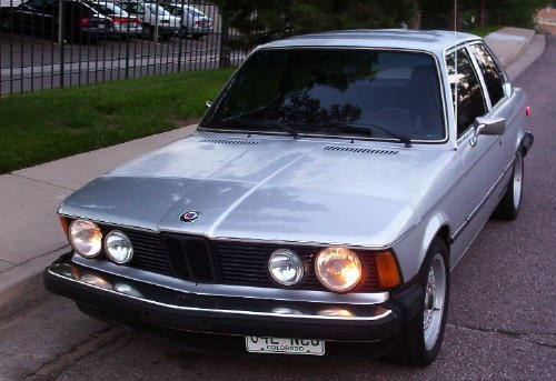 BMW 3 series 320i 1979 photo - 11