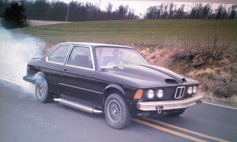 BMW 3 series 320i 1979 photo - 5