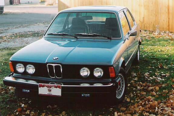 BMW 3 series 320i 1979 photo - 6