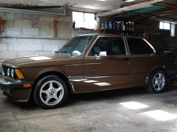 BMW 3 series 320i 1979 photo - 7