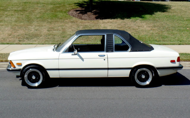 BMW 3 series 320i 1979 photo - 9