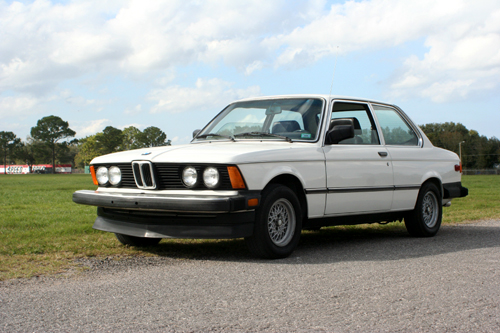 BMW 3 series 320i 1983 photo - 6