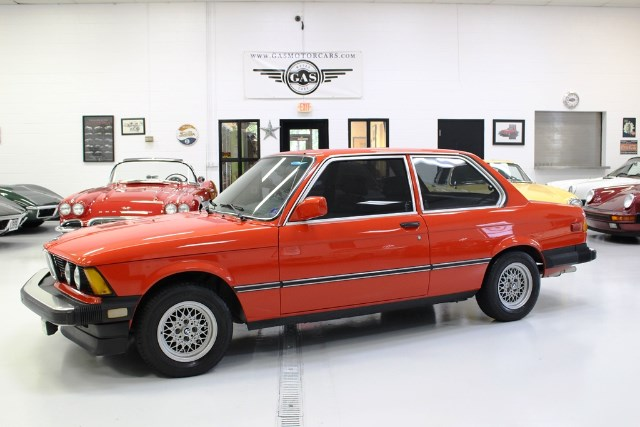 BMW 3 series 320i 1983 photo - 7