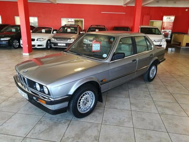 BMW 3 series 320i 1987 photo - 5