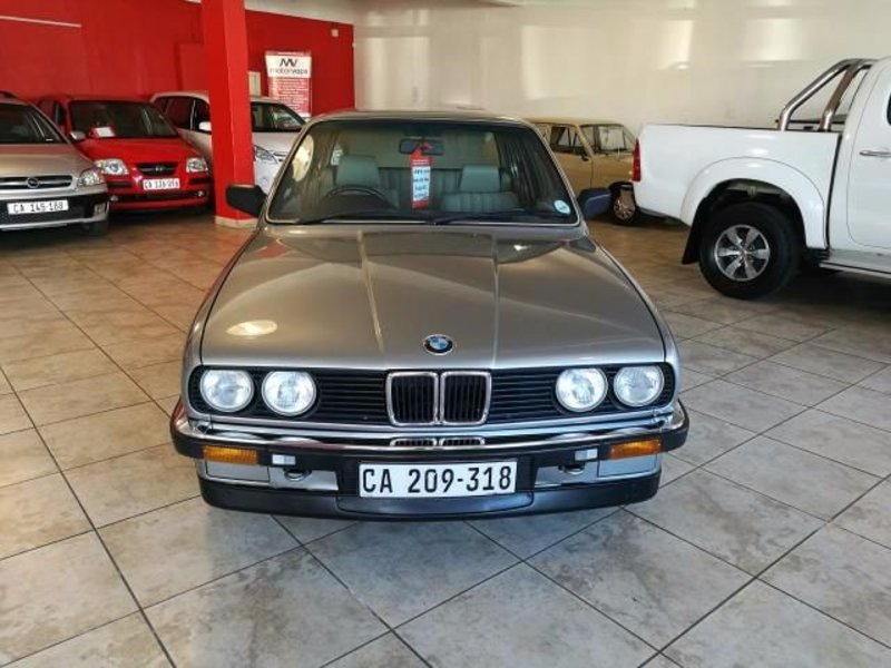 BMW 3 series 320i 1987 photo - 8