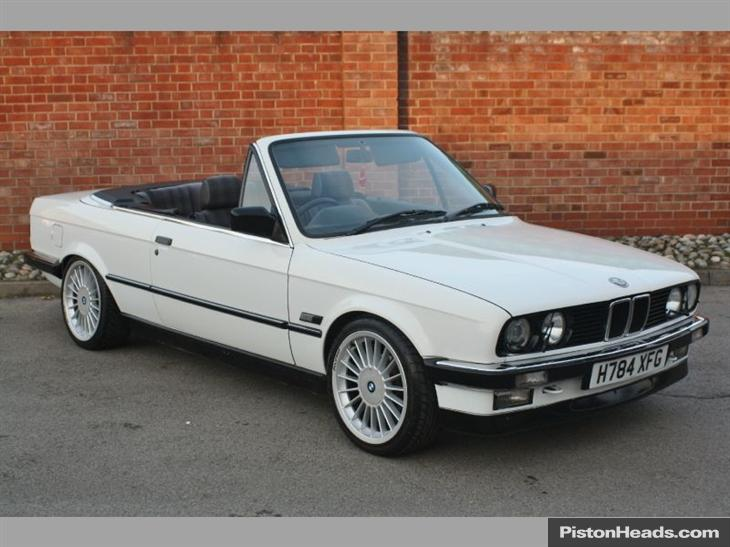 BMW 3 series 320i 1990 photo - 1