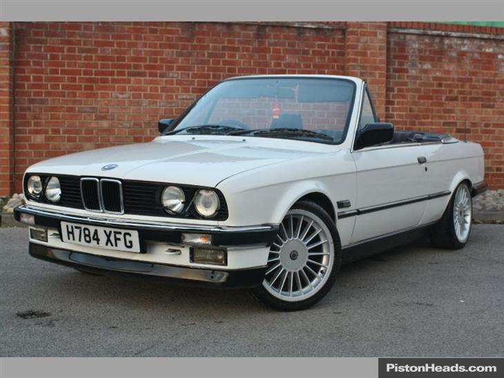 BMW 3 series 320i 1990 photo - 6