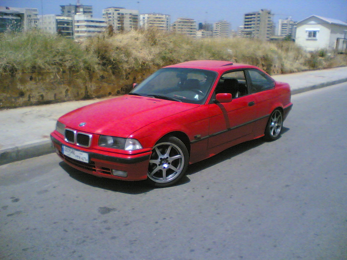 BMW 3 series 320i 1993 photo - 11
