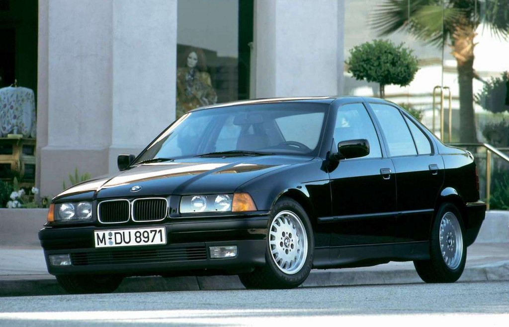 BMW 3 series 320i 1994 photo - 1