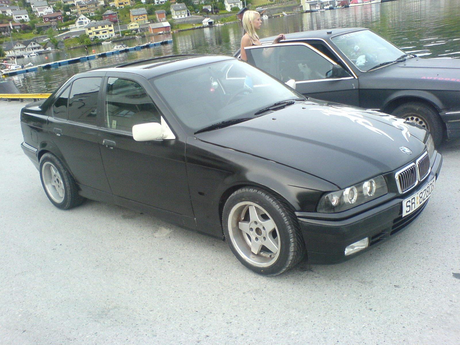 BMW 3 series 320i 1994 photo - 10