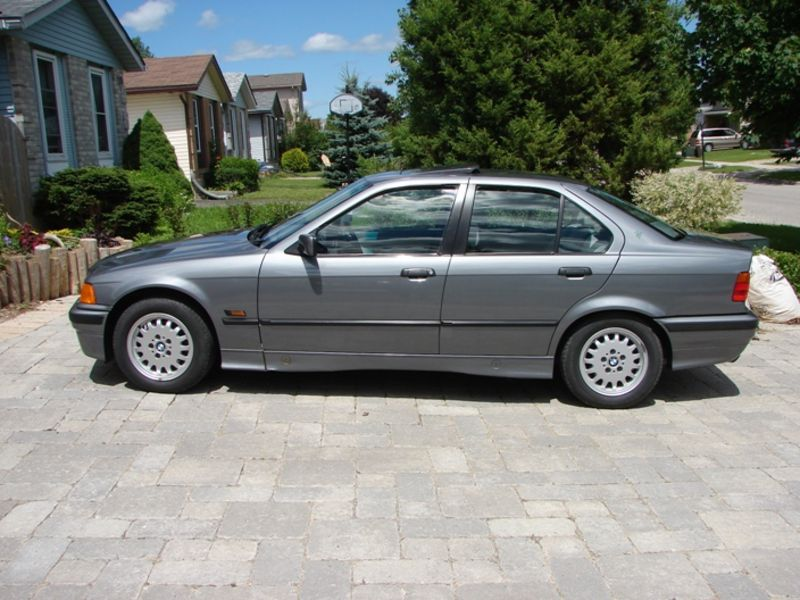 BMW 3 series 320i 1994 photo - 2