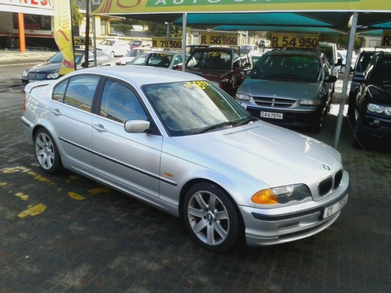 BMW 3 series 320i 2000 photo - 7