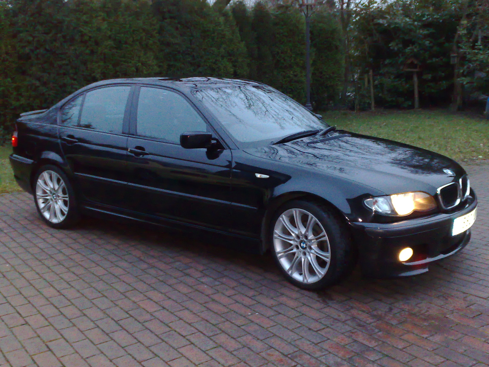 BMW 3 series 320i 2003 photo - 1