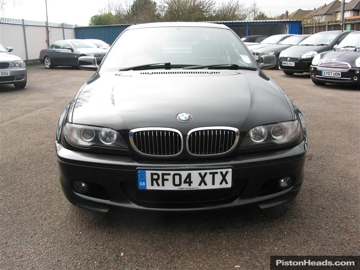 BMW 3 series 320i 2004 photo - 7
