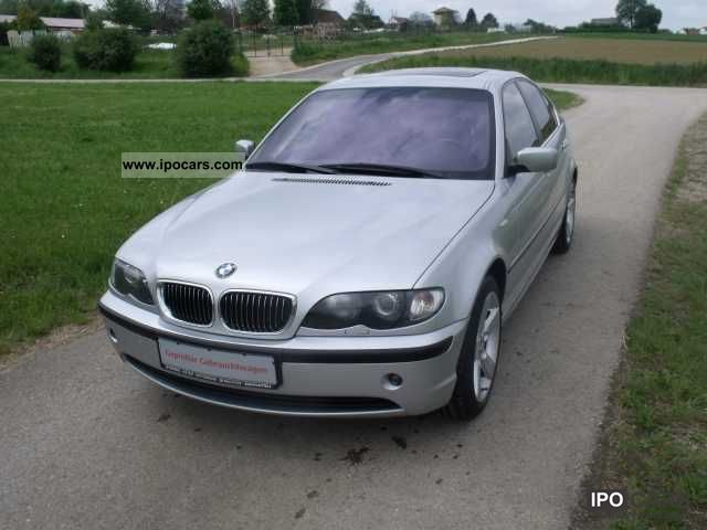 BMW 3 series 320i 2004 photo - 8
