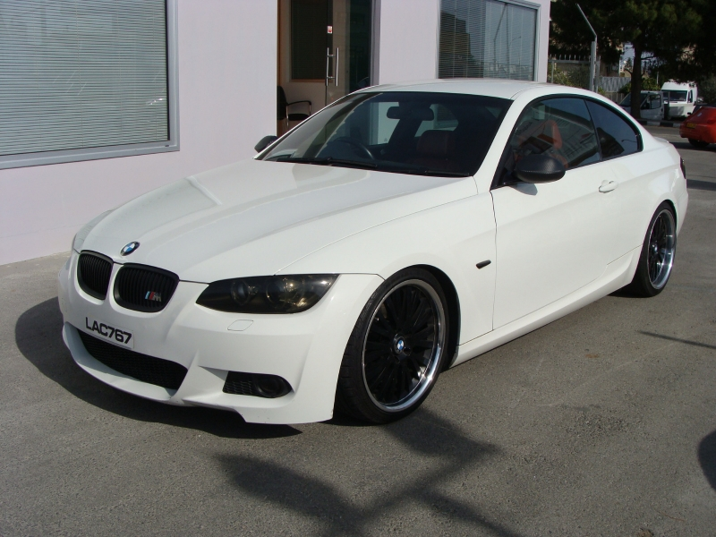 BMW 3 series 320i 2008 photo - 1