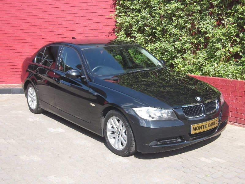 BMW 3 series 320i 2008 photo - 9
