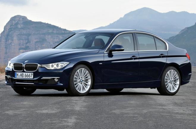 BMW 3 series 320i 2012 photo - 1