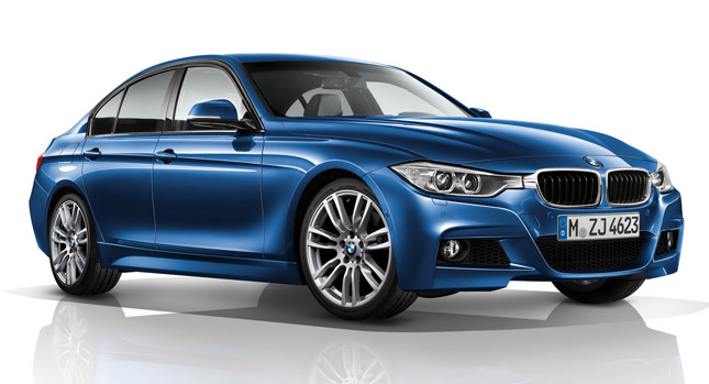 BMW 3 series 320i 2012 photo - 12