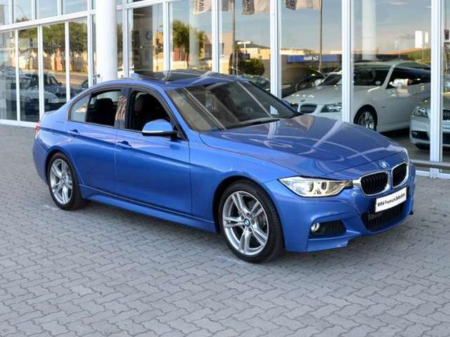 BMW 3 series 320i 2012 photo - 2