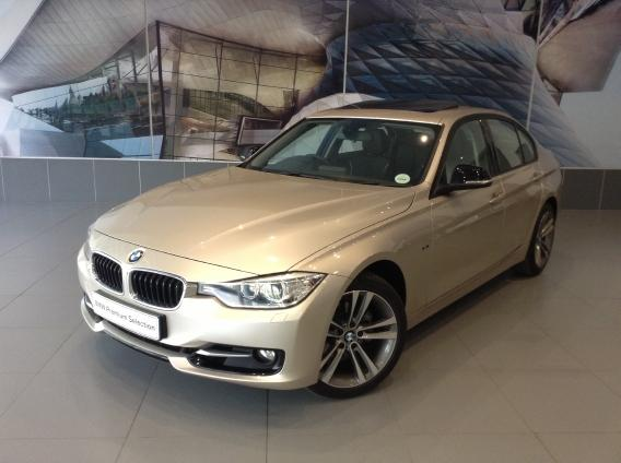BMW 3 series 320i 2012 photo - 3