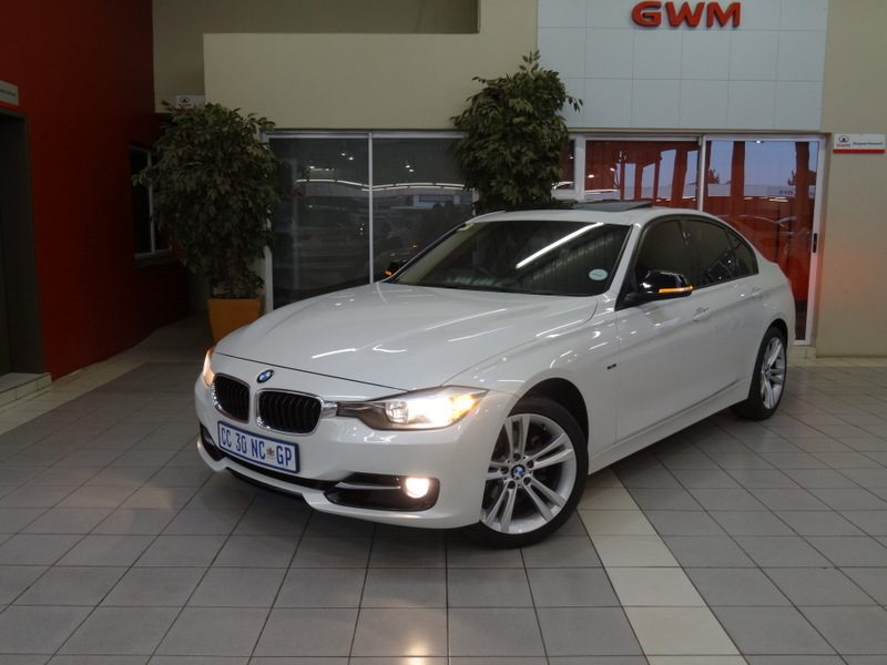 BMW 3 series 320i 2012 photo - 6