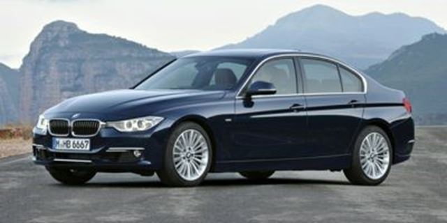 BMW 3 series 320i 2014 photo - 1