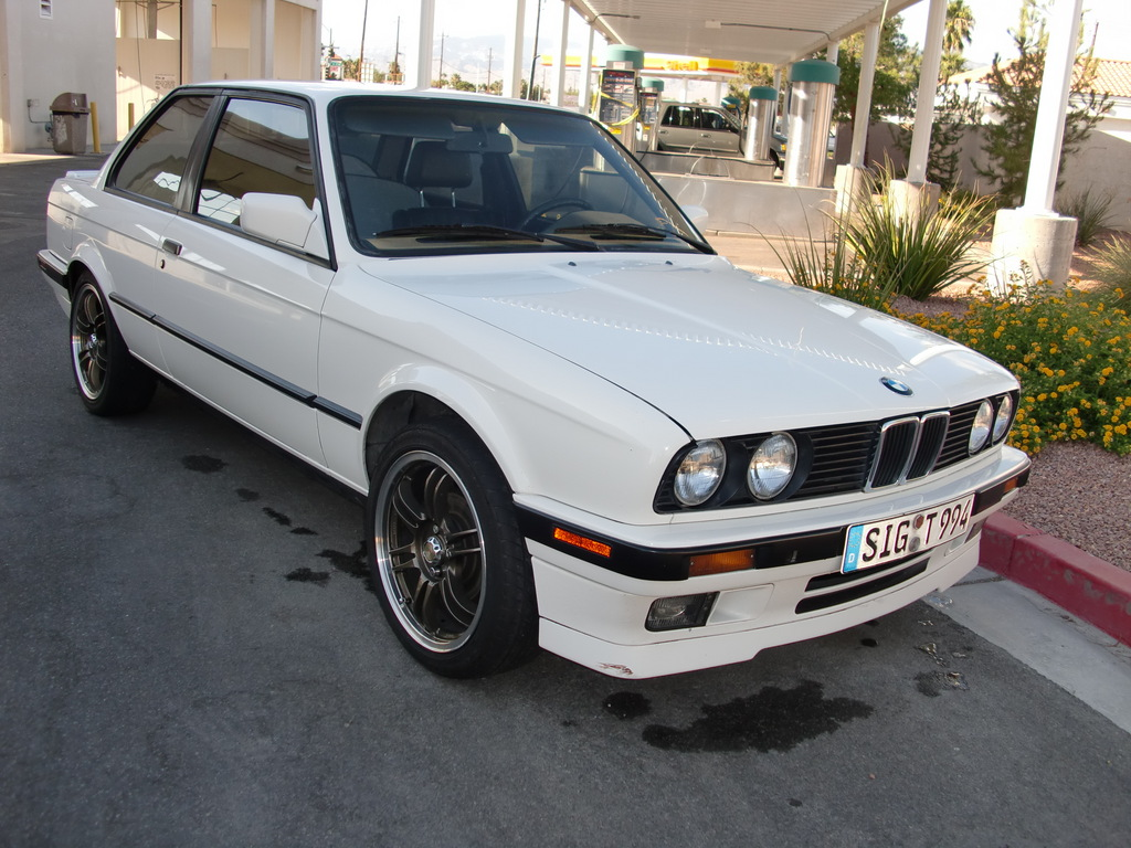 BMW 3 series 320is 1991 photo - 2