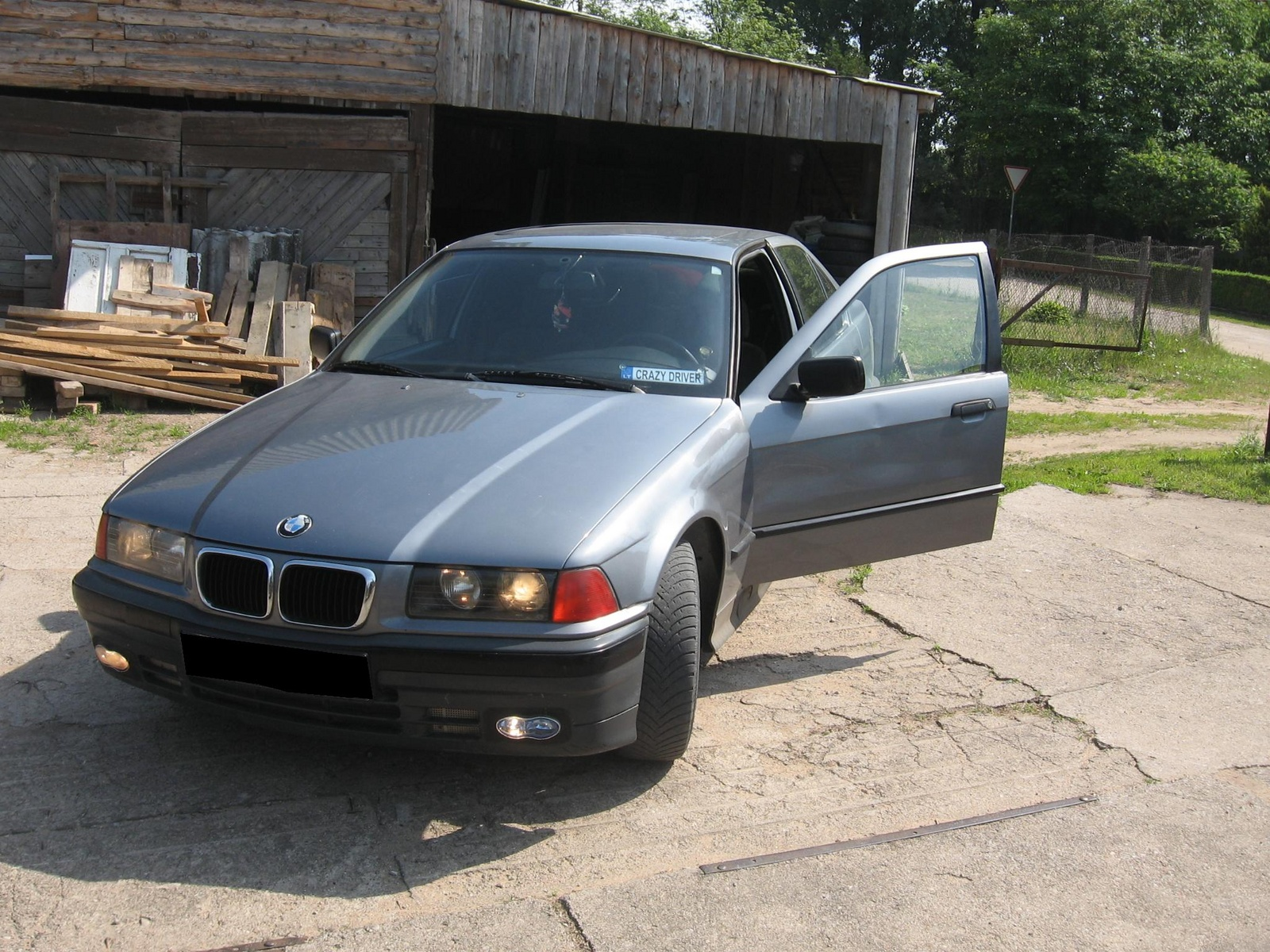 BMW 3 series 320is 1991 photo - 5
