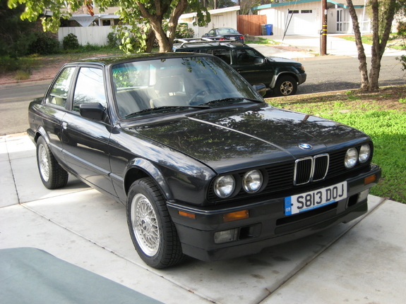 BMW 3 series 320is 1991 photo - 7
