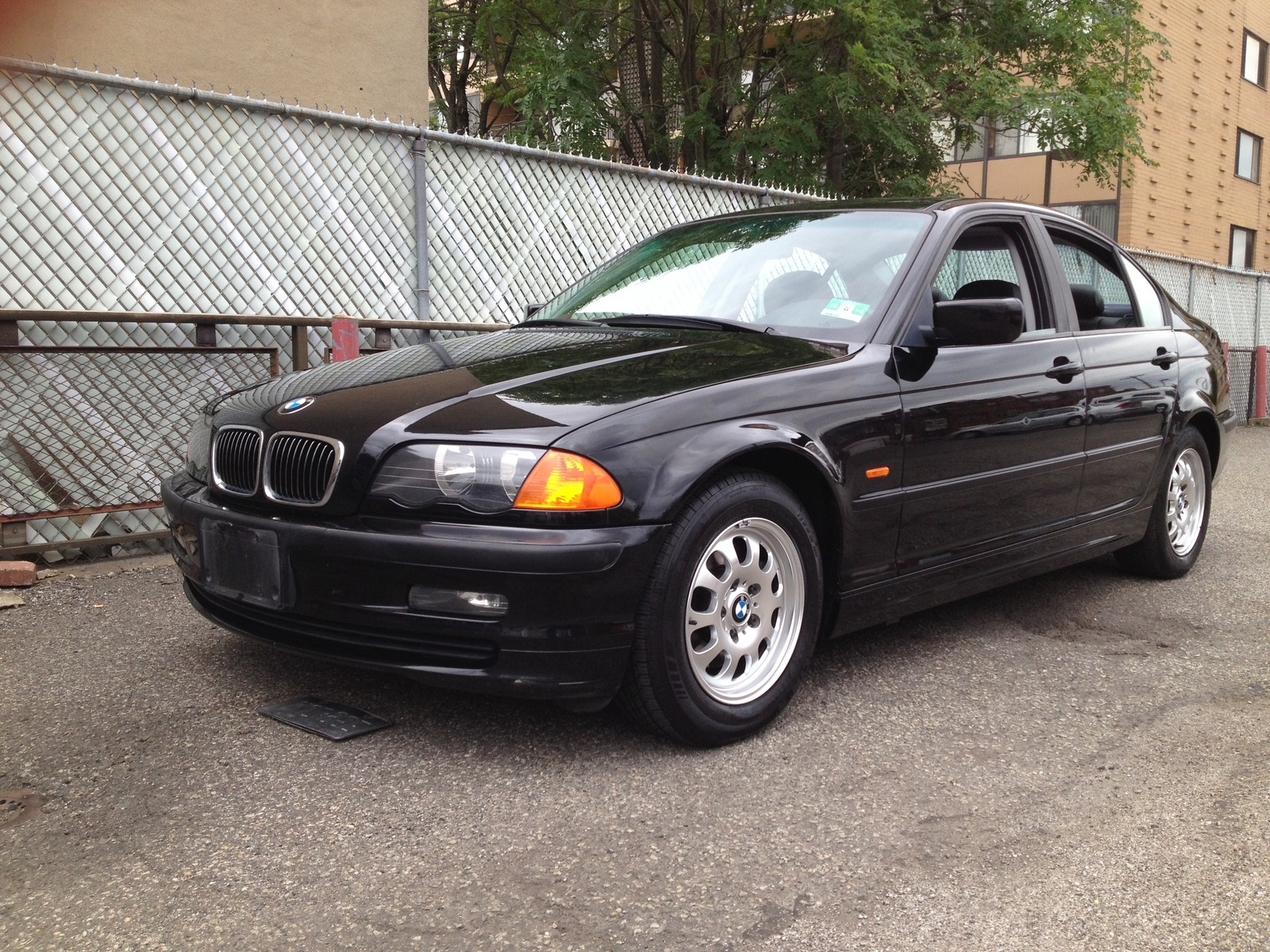 BMW 3 series 320td 1999 photo - 1
