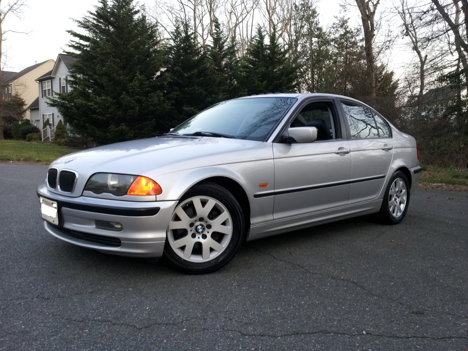 BMW 3 series 320td 1999 photo - 11