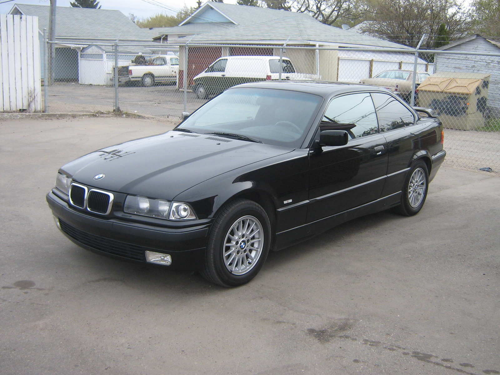 BMW 3 series 320td 1999 photo - 12