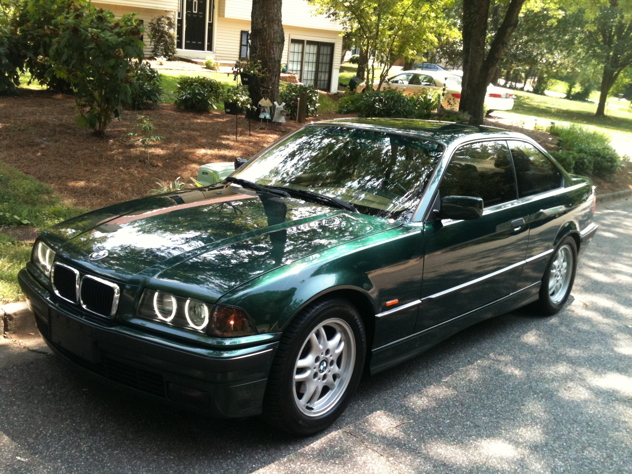 BMW 3 series 320td 1999 photo - 3